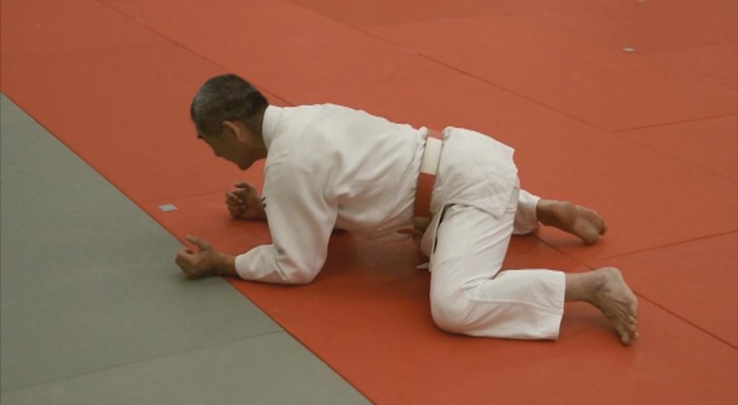 HIROSHI KATANISHI. Judo seminar 2015. NAGE WAZA.NE WAZA.