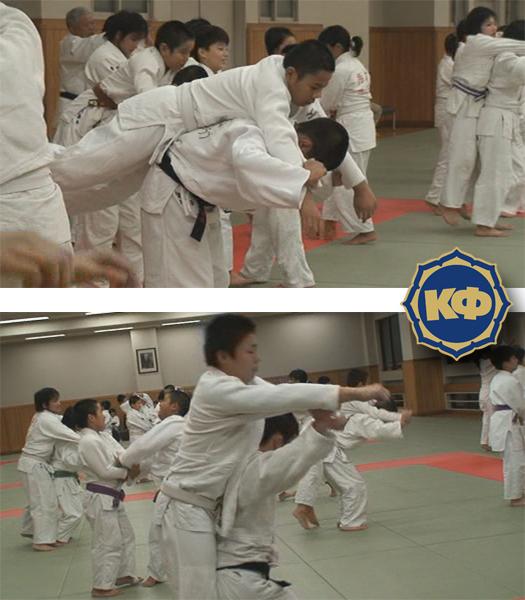 Детское самбо и дзюдо. Основные принципы  тренировки.