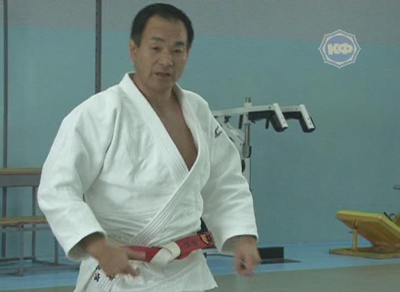 Катсухико Кашивазаки один из легендарных дзюдоистов Японии.